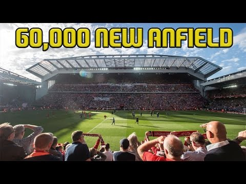 60,000+ NEW ANFIELD STADIUM WILL BE AMAZING | EXPANSION DETAILS YOU NEED TO KNOW | GREAT NEWS!