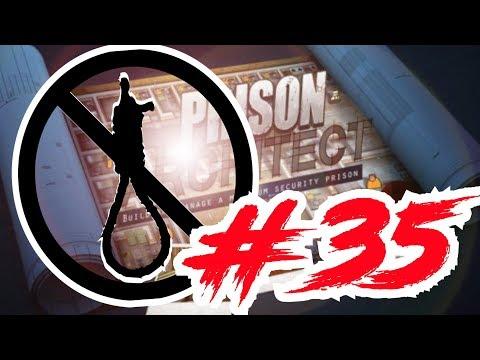 НОВЫЙ PRISON ARCHITECT #35 - ПЕРВАЯ КАЗНЬ !!!