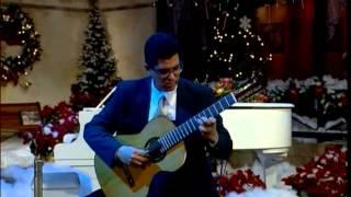 O Come All Ye Faithful (Adeste Fideles), Christmas carol, Rafael Scarfullery, classical guitarist