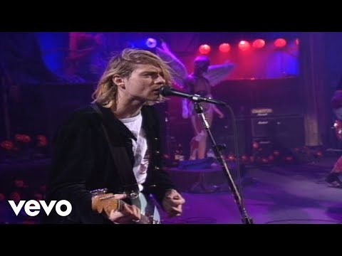 Nirvana - Rape Me (Live And Loud, Seattle / 1993)