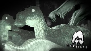 Danger In The Night! - Life of a Maiasaura | The isle