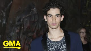 New details in sudden death of Disney star Cameron Boyce l GMA