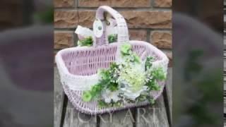 Декорування Пасхального кошика / Decorating of the Easter basket 2018