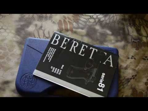 Beretta 87 BB Cheetah