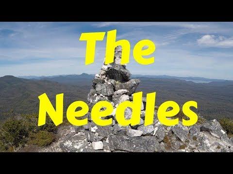 The Needles, South West Tasmania