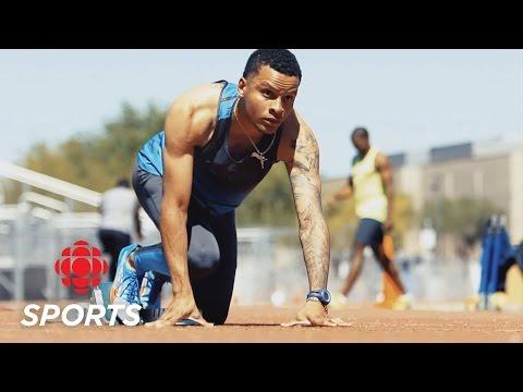 Andre De Grasse - No Train No Gain | CBC Sports