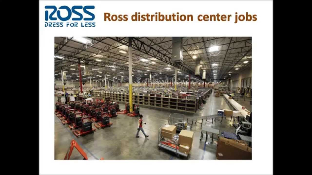 Ross Distribution Center Jobs Video Youtube