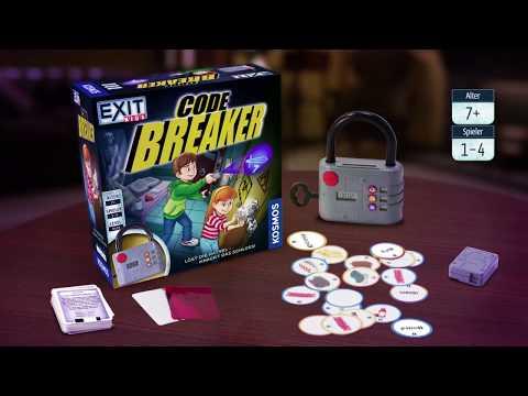 entdecke-das-exit-kids---code-breaker-von-kosmos
