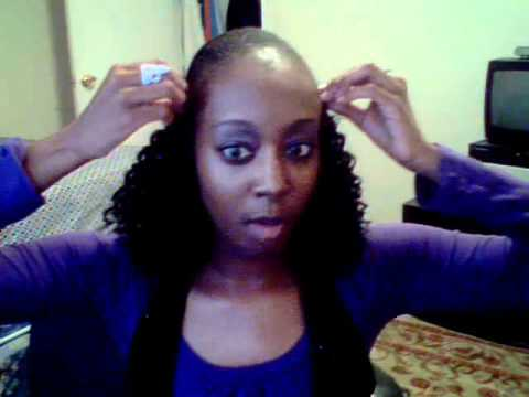 Quick weave curly hair youtube pmusecretfo Choice Image