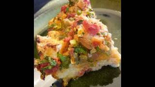 Vegetable & Egg Casserole Recipe