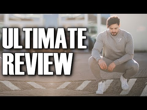 ULTIMATE REVIEW: GYMSHARK Sizing & Fit Guide | REVIEW & Discount!