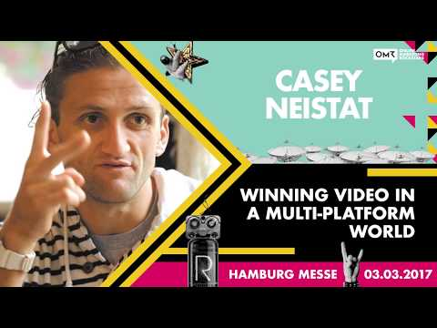 Casey Neistat, YouTube Star & Founder BEME  – Online Marketing Rockstars Keynote | OMR17