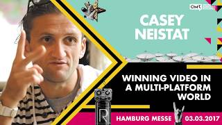 Casey Neistat, YouTube star and BEME founder – OMR Keynote | OMR17
