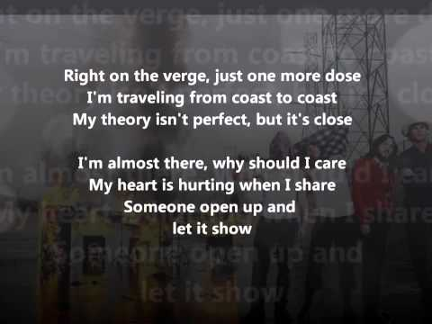 WET SAND   Red Hot Chili Peppers with lyrics