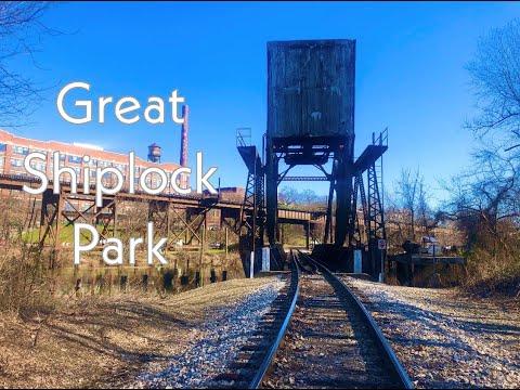 Great Shiplock Park Hike Richmond Virginia