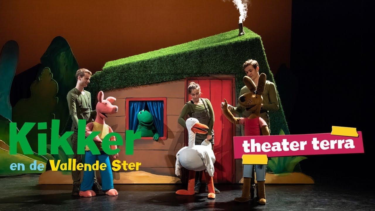 Kleurplaten Kermit De Kikker.Theater Terra De Leukste Kindervoorstellingen En Musicals
