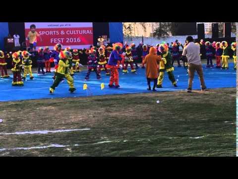 Gujarat Public School Vadodara - Sports & Cultural Fest 2016 - 3