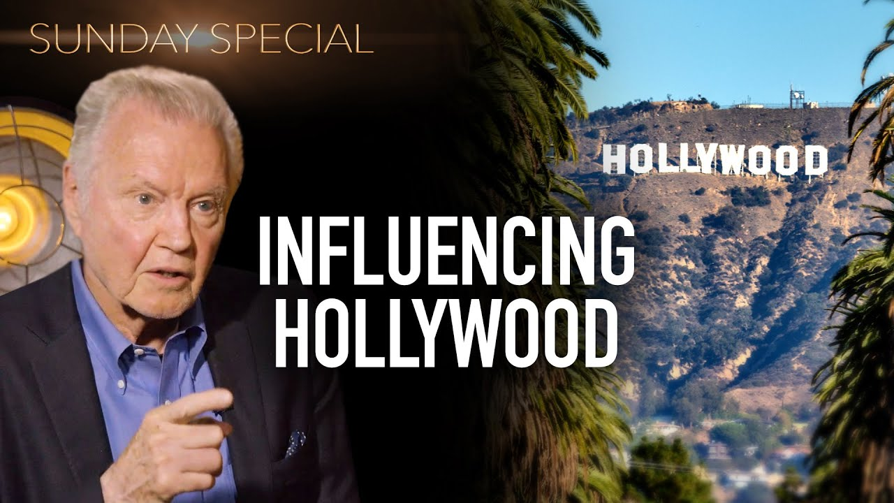 Jon Voight Discusses The Influence Of The Hollywood Left