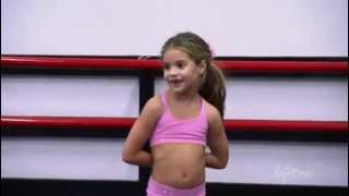 Dance Moms 2x05 // Mackenzie makes Abby ...