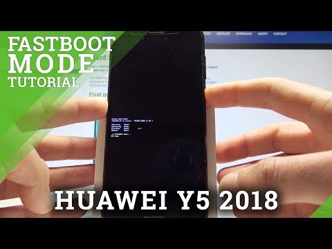 How To Enter Fastboot Mode On HUAWEI Y5 2018 - Exit Fastboot Mode