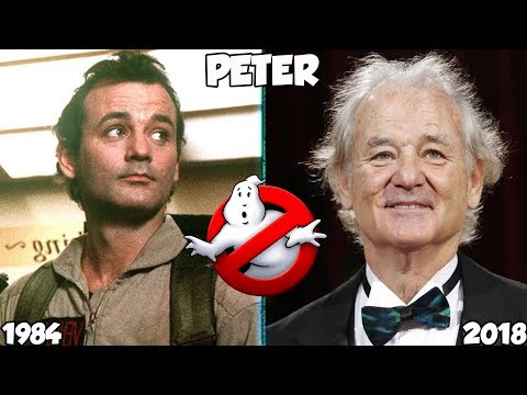 Ghostbusters Then And Now 2018