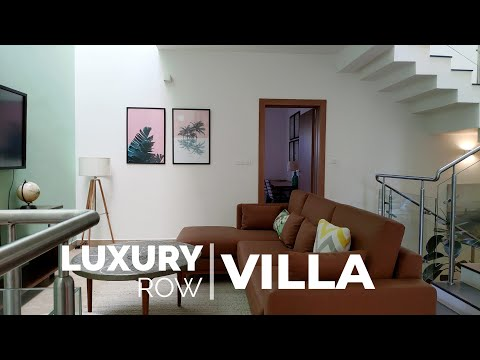 Luxury Homes | 3 & 4BHK Row Houses in Hennur Road | Luxury Villas in North Bangalore
