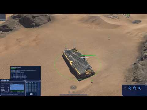 Homeworld  Deserts of Kharak - Campaign - 00 Tutorial |
