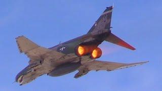 F-4 Phantom @ Nellis AFB Aviation Nation 2016