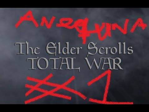 Lets play: Elder Scrolls Total War! Kingdom of Cats! Kahjits! Anequinn!