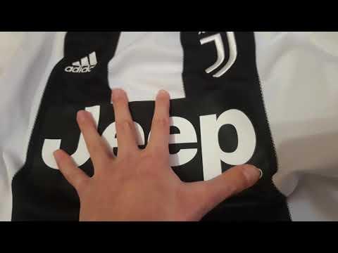 Обзор тренировочной футболки Juventus  Adidas Ronaldo