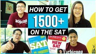 ✏️How to Get a 1500+ on the New SAT: SAT Tips and Tricks 2018 | Katie Tracy
