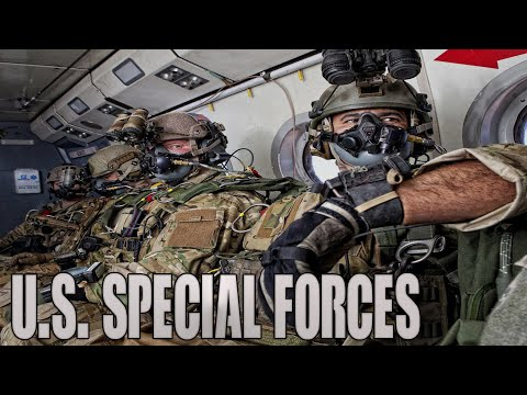 United States Special Forces -