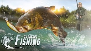 3D Arcade Fishing PC 60FPS Gameplay | 1080p
