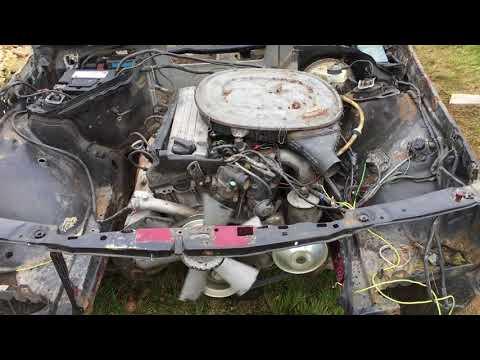 Mercedes-Benz engine 2.0 (M102.962 ) 87kW