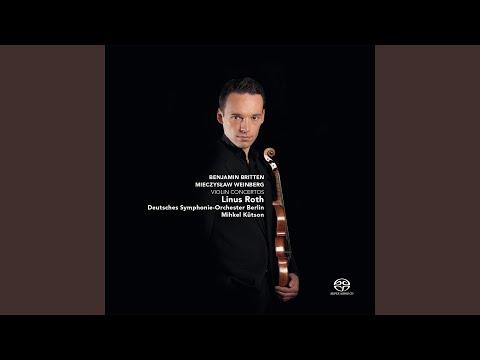 Concerto for Violin, Op. 67: I. Allegro molto