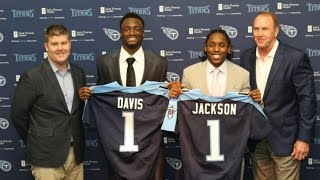 tennessee titans 2017 nfl draft recap grades analysis and highlights