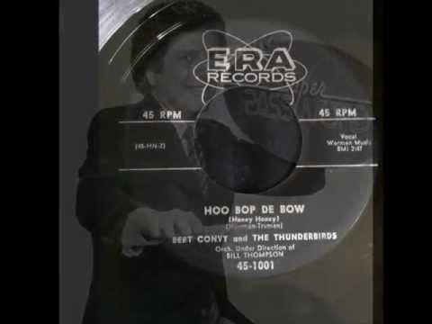 """Bert Convy & The Thunderbirds-""""Hoo Bop De Bow"""" (Great Doo Wop oldie)"""