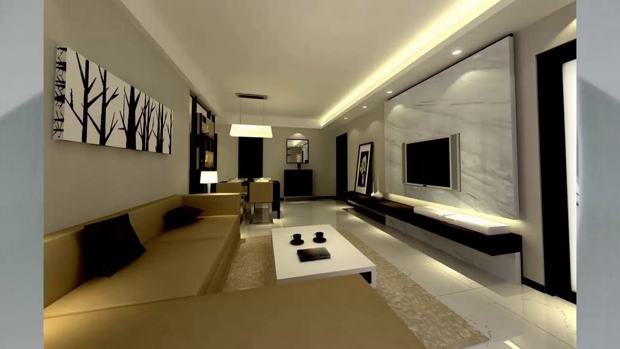 Wohnzimmer Licht Ideen | Haus Ideen - YouTube
