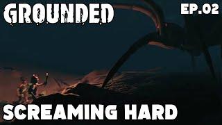 HEEBIE JEEBIES! Grounded: Arachnophobia! Ep.2