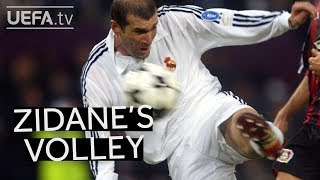 ALL ANGLES: ZIDANE'S STUNNING VOLLEY