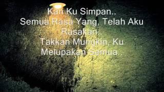 Our Story - Tersimpan With Lyrics