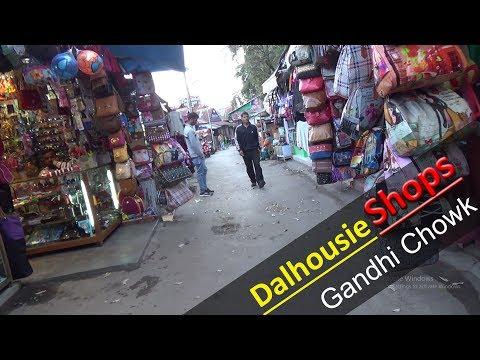 Gandhi Chowk Dalhousie (Mall Road Shopping market)