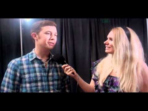 who is scotty mccreery currently dating