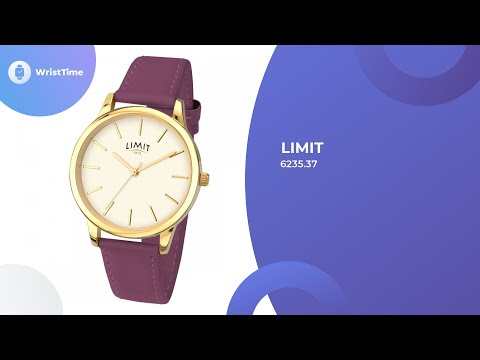 Chic Limit 6235.37 Woman's Watches Features & Features