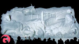 The Sapporo Snow & Ice Festival