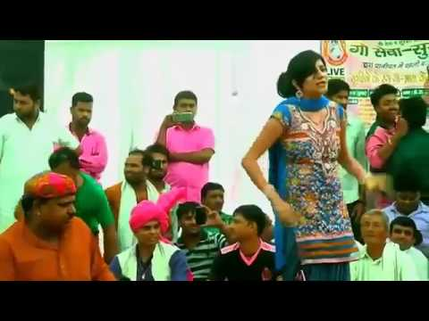 New Haryanvi Song 2017 HD Amazing Dance Sapna Choudhary   YouTube