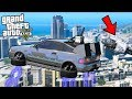 Can the COPS catch me NOW?? (GTA 5 Mods - Evade Gameplay)