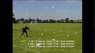Training With The Saq® Viperbelt (speed, Agility, Quickness (saq®)