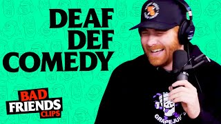 Deaf Def Comedy | Bad Friends Clips