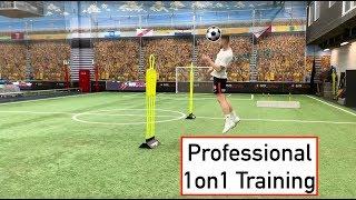 2 FULL Professional Training Sessions - Brendan Hamill | Joner 1on1 Football Training